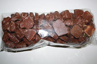 Milk Chocolate Peanut Brittle 500g Bulk Bag