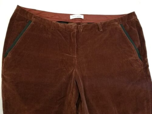 16 National 48 Caramel Pantalone Uk Taglia velluto Women in di Costume Ita OxqqSwfAPn
