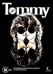 Tommy-the-Who-DVD-NEW-Region-4-Australia