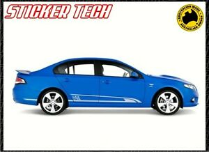 Ford xr6 decals