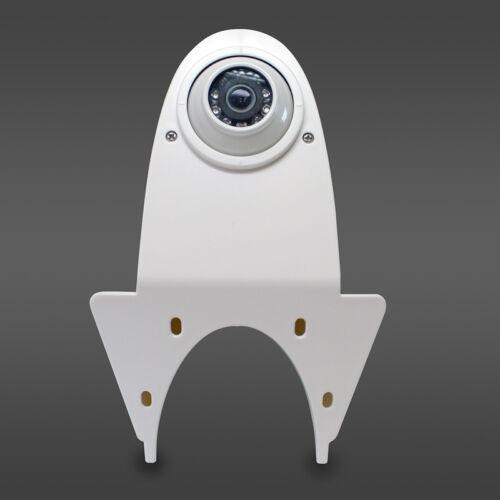 Volkswagen Crafter techo cámara Transporter camara de vision trasera Weiss