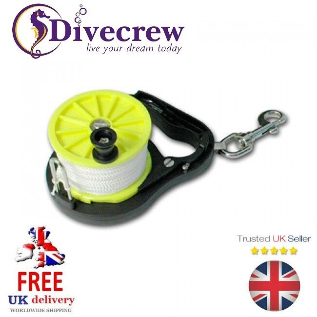 BEAVER-Mini Puffin REEL 40 M (RE PUF) - immersioni subacquee