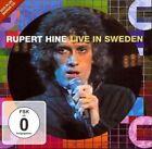 Rupert Hine Live TV Show Sweden 5060230861692 DVD Region 2