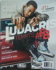 CNET Magazine Spring 2017 Ludacris Temps # F8 Snapchat Gadgets FREE SHIPPING sb