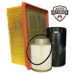 1 air 1 fuel 1 oil filter for 2010 2017 dodge ram. Black Bedroom Furniture Sets. Home Design Ideas
