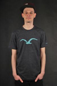 CLEPTOMANICX-MOWE-Heather-Black-Blouse-T-shirt