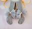 miniatuur 16 - Baby Girls Kids Lace Tutu Flower Bows Elsa Party Costume Tights Newborn Toddler
