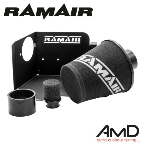 Ramair TT 1.8T Kit de Inducción de 8N con escudo de calor 210 y 225 Cv sólo 80mm MAF