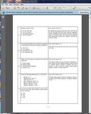 APICS CPIM ECO 350 excercises simulation, sample test, help to PASS PDF E FILE