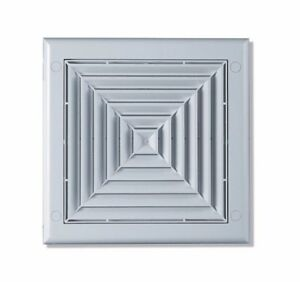 ceiling air vent ceiling tiles image is loading ceilingairventgrille190mmx190mmwith ceiling air vent grille 190mm with 100mm pipe hose