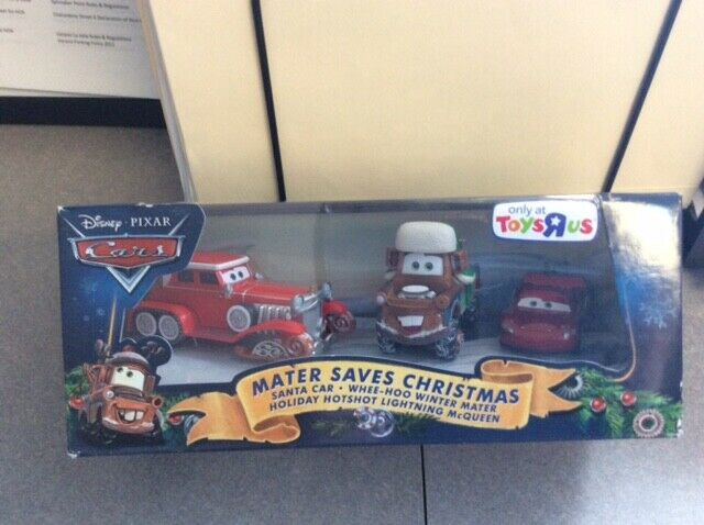 Disney Cars Tow Mater Radio Control R C Toys R Us For Sale Online Ebay