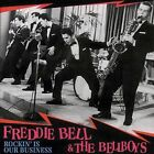 Rockin' Is Our Business by Freddie Bell (CD, Feb-1996, Bear Family Records (Germany))