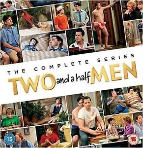 TWO AND A HALF MEN SERIES 112 COMPLETE DVD BOX SET NEW SEALED SEASONS - Nottingham, United Kingdom - TWO AND A HALF MEN SERIES 112 COMPLETE DVD BOX SET NEW SEALED SEASONS - Nottingham, United Kingdom