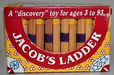 THE JACOBS LADDER TOY FRANCIS FAMILY TOYS NEW IN BOX