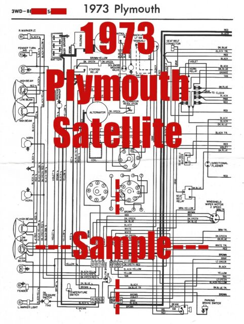 1970 Plymouth Roadrunner Wiring Diagram from i.ebayimg.com