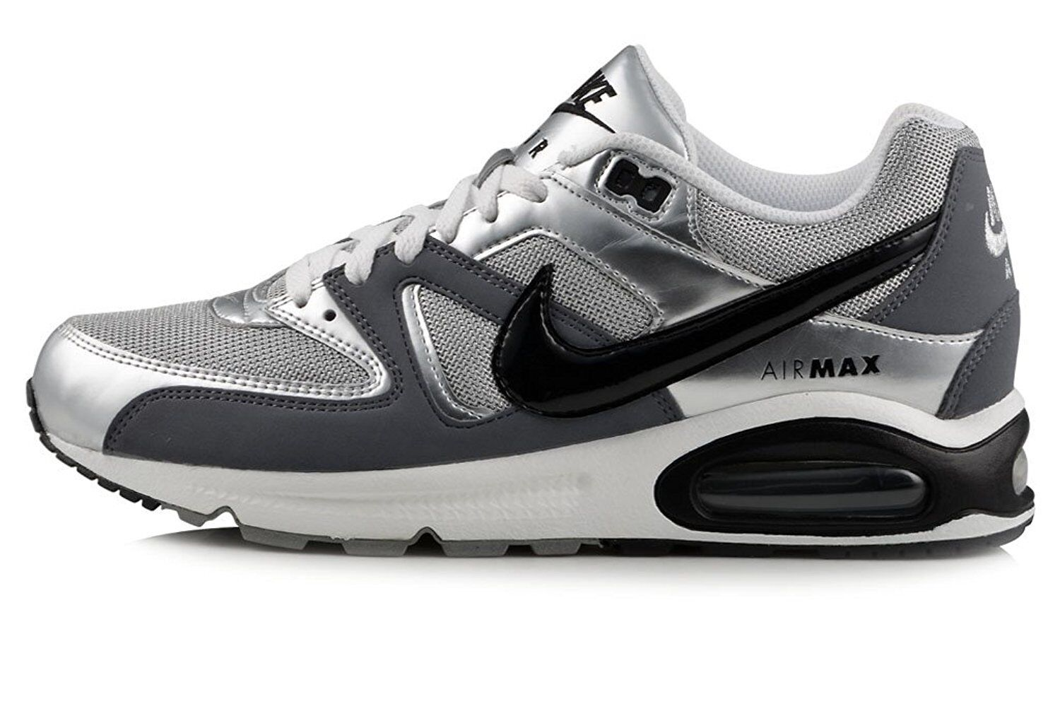 NIKE Gr:43 Air Max Command Sneaker 90 95 97 Gr:43 NIKE Premium Zapatos Jetstream Grau 7d5166