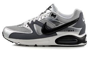 Nike air max command 40 Blau Weiss Schuhe Damen Gut erhalten