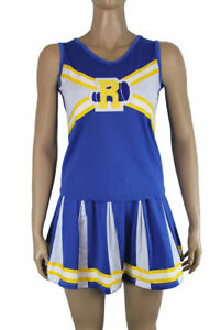 Blue Roblox Cheerleader Outfit