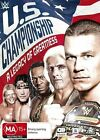 A WWE - US Championship, The - Legacy Of Greatness (DVD, 2016, 3-Disc Set)