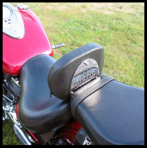 Yamaha XVS 650 DragStar Drag Star V Star Brand New Driver Rider Backrest