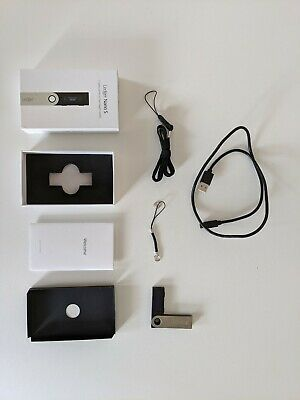 Ledger nano s cryptocurrency hardware wallet ebay