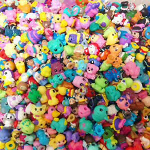 Squinkies-Toys-For-boys-and-Girls-100pc-Mixed-Lot-With-NO-Bubble