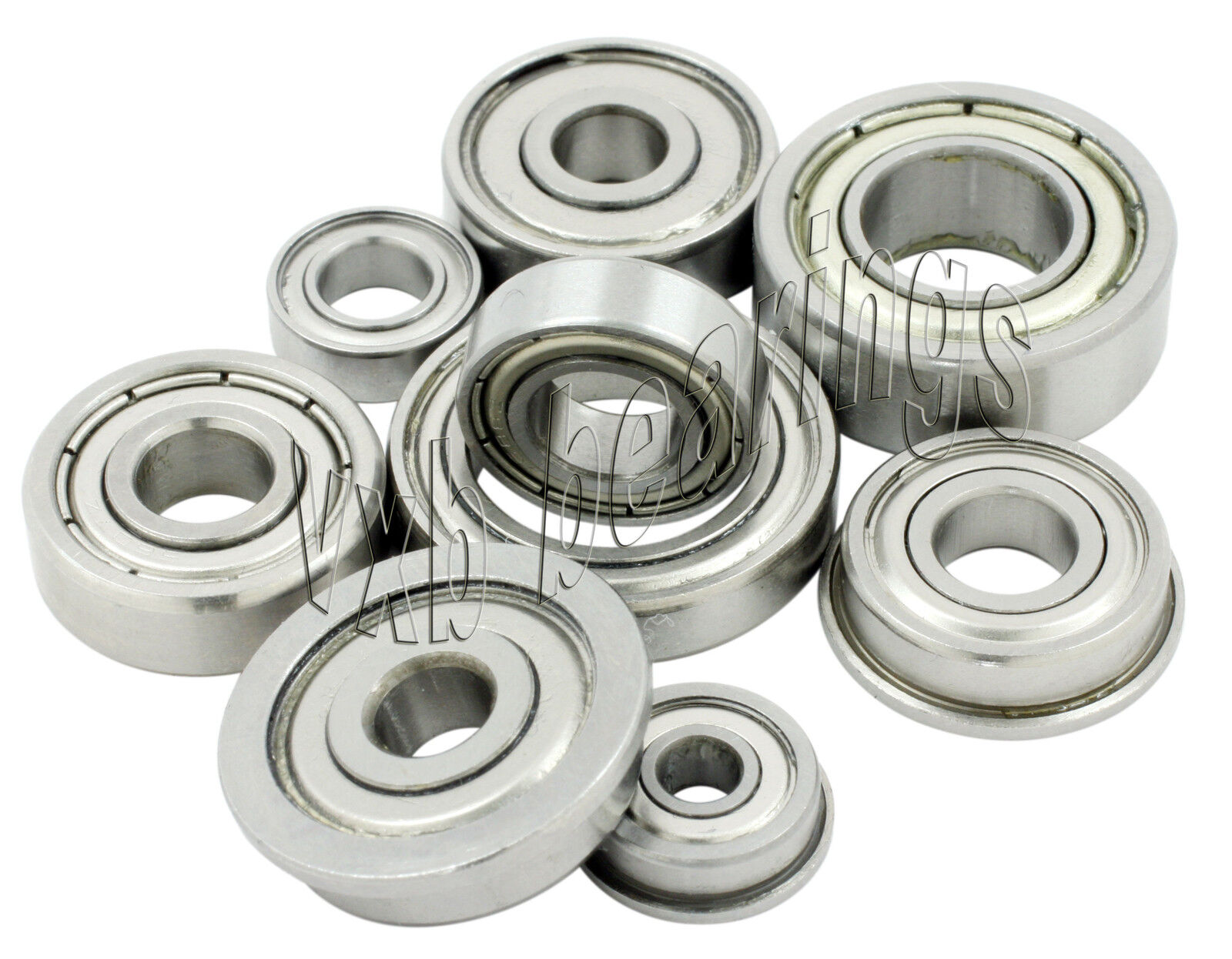 ABEC-7 SPOOL//TENS Hybrid Ceramic Ball Bearings Fits QUANTUM SMOKE PT SL100HPT
