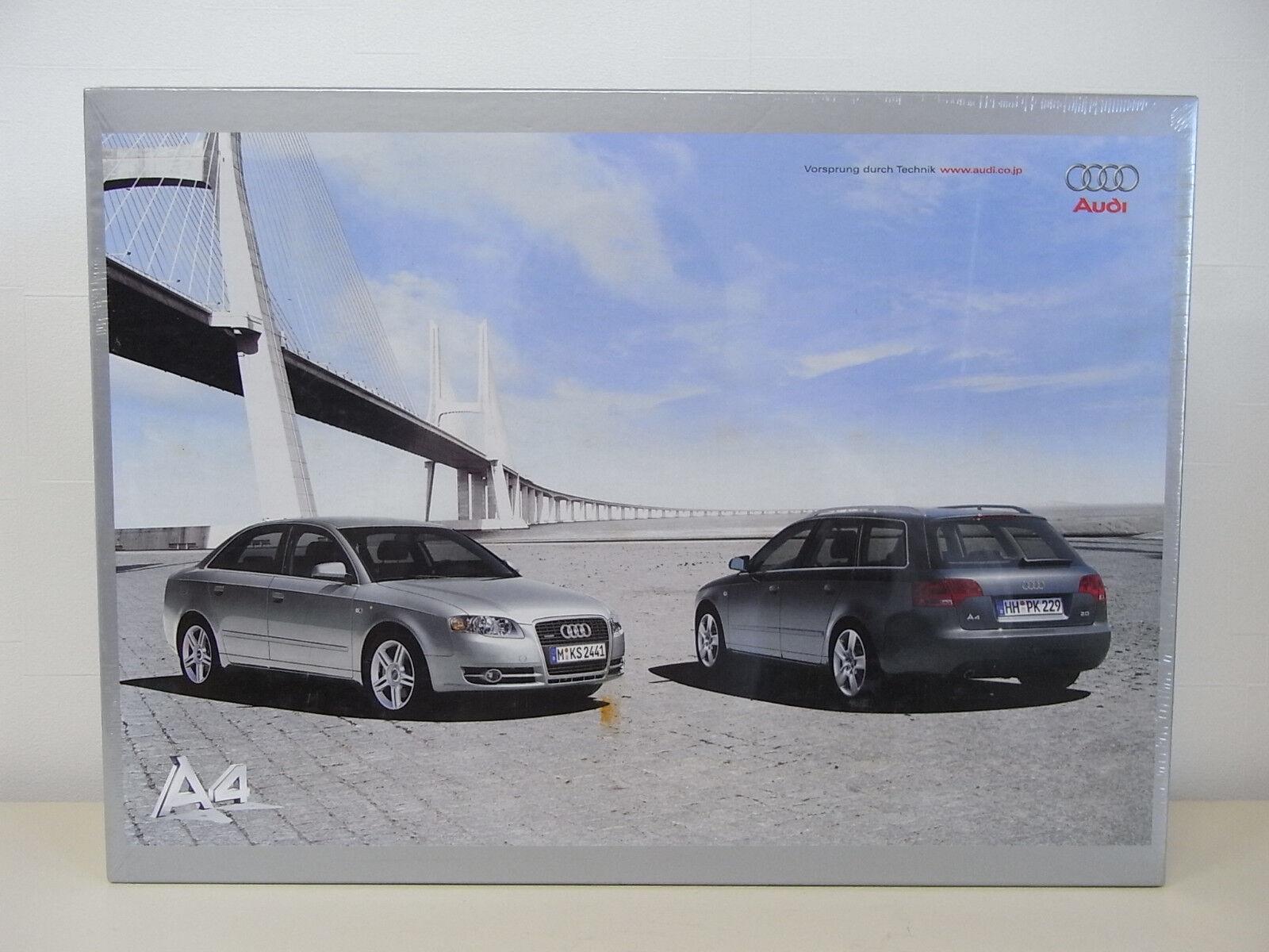 [VAROR] Audi A4 Jigsaw Pussel 1000pcs B7 japan F  S