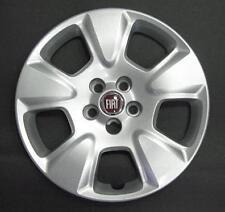 "Fiat Doblo 15""  Wheel Trim Hub Cap Cover 2010 Onwards  FIT 749AT  Red"