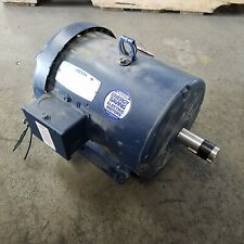 Leeson Catg13010100 Modelc184t34fb13a 5hp 3510rpm Frame 184t Motor Used
