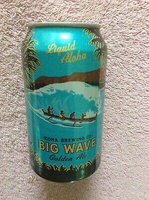 NEW EMPTY KONA BREWING KONA LIGHT PALE ALE 12 oz Beer Can Big Island HAWAII