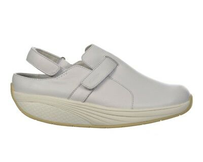 Kind-Hearted Mbt Women's White Flua Work Slip Resistant Walking Shoes 700665 Nwob Clothing, Shoes & Accessories Women's Shoes