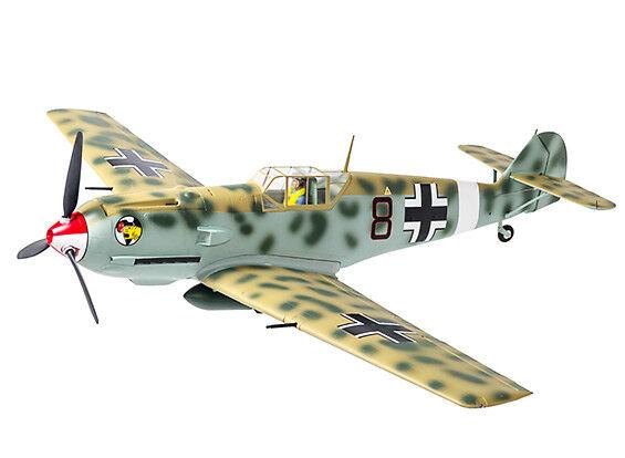 Des chaussures personnalisées vous  ent de de de la personnalité RC Durafly Messerschmitt Bf.109E-4 Desert Scheme 1100mm (43.3€) (PnF) 9cc143