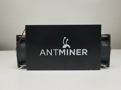 440+ GH//s PSU NOT INCLUDED Bitmain Antminer S3 Bitcoin Miner