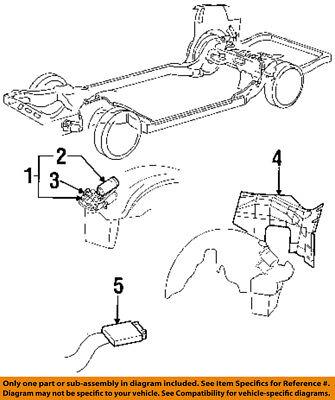 1999 lincoln town car engine diagram lincoln ford oem town car ride control shock rear air compressor  lincoln ford oem town car ride control