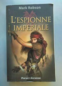 Details Sur L Espionne Imperiale Mark Robson Pocket Jeunesse Livre Pour Adolescent