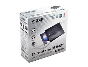 asus external slim dvd-rw drivers