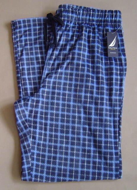 NWT $38 POLO RALPH LAUREN MEN/'S NAVY BLUE LOUNGE PANTS PAJAMAS