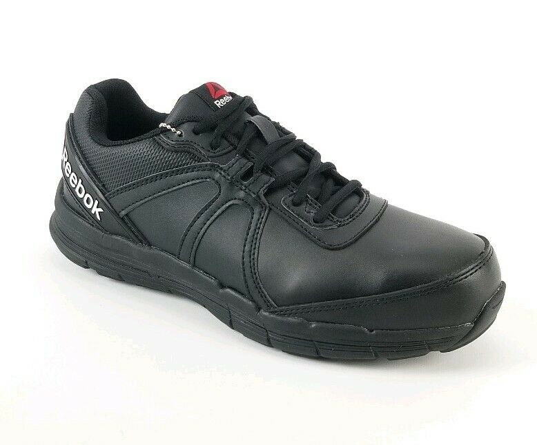 Reebok Work Men's Guide Work RB3501 Industrial & Construction Shoe 12 M Black