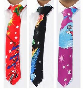 Christmas Design Novelty Dress Ties