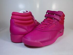 reebok freestyle hi womens pink cheap   OFF50% The Largest Catalog ... c8bc996af
