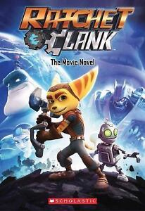 Ratchet-and-Clank-The-Movie-Novel-by-Scholastic-Howard-Kate