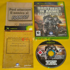 BROTHERS IN ARMS ROAD TO HILL 30 XBOX 1 Versione Ufficiale Italiana »»» COMPLETO
