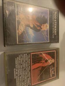 Rod Stewart - Blondes Have More Fun (1978) Cassette Album