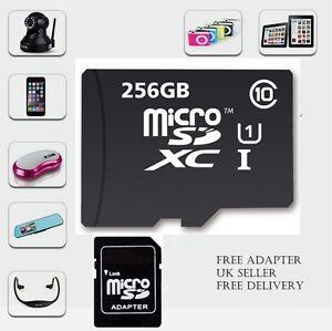 256GB-Micro-SD-Card-Class-10-TF-Flash-Memory-Mini-SDHC-SDXC-FREE-ADAPTER