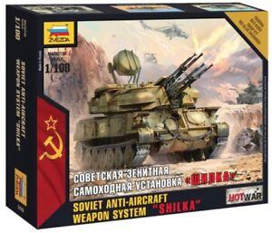 Zvezda-1-100-Sovietico-Antiaerea-Arma-Sistema-034-Shilka-034-7419