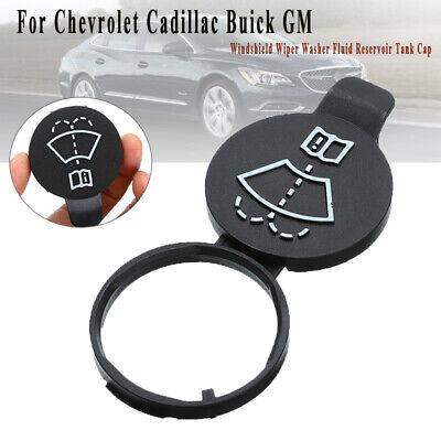 1x Windshield Wiper Washer Fluid Reservoir Tank Cap For Cadillac Chevrolet GM