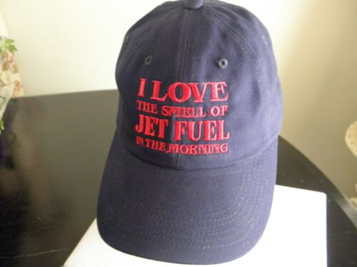 AIRLINE PILOT CAP JET FUEL MECHANIC BOEING FEDEX UPS TWA PAN AM EASTERN WESTERN