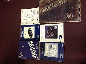 1990 Buick LeSabre LE SABRE ELECTRA PARK AVENUE Service Shop Repair Manual SET