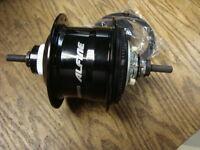 Shimano Alfine 11 Speed Parts -32' Hub - Shifter -rear Parts Kit